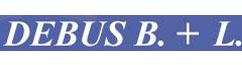 DEBUS B + L Logo